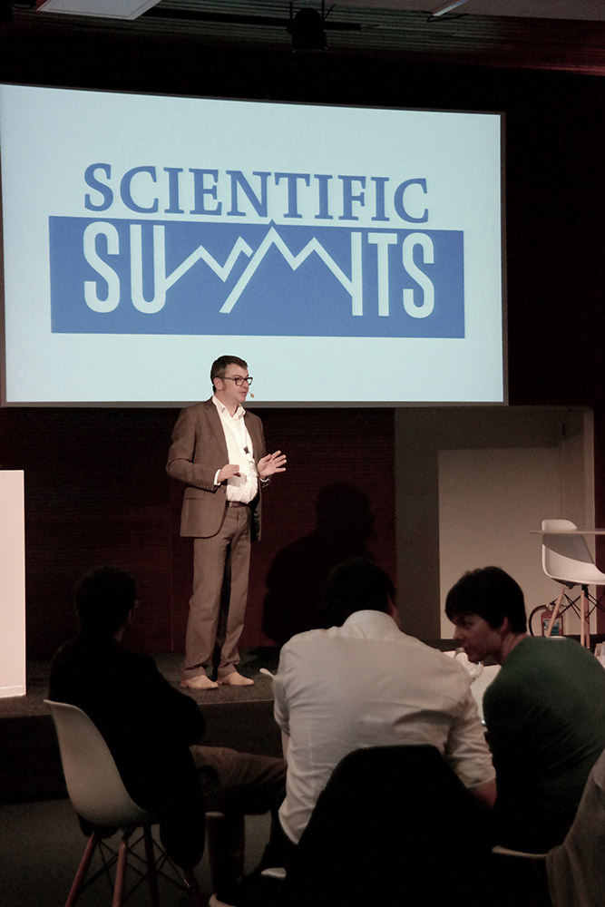Scientific Summits Event 15th of October 2016
