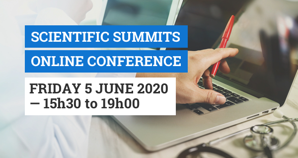 Scientific Summits online conference 5 June 2020